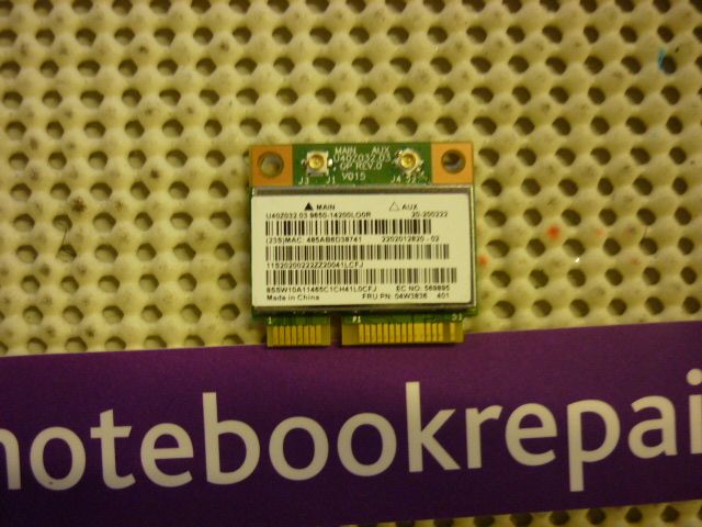 LENOVO B590 BROADCOM WIRELESS CARD