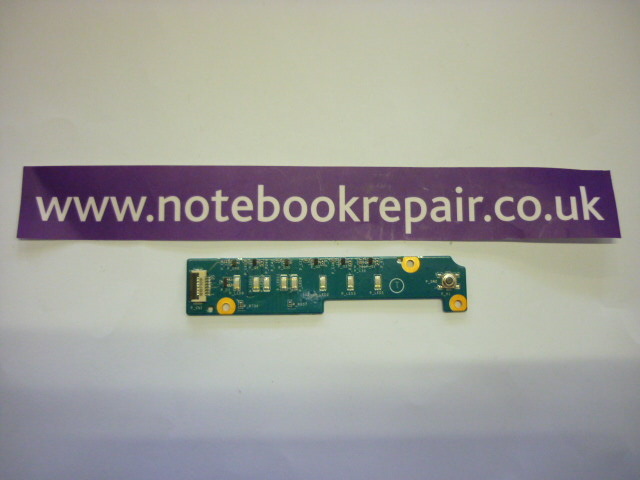 PCG-6P2M BUTTON/LED BOARD (1P-1069102-6011)