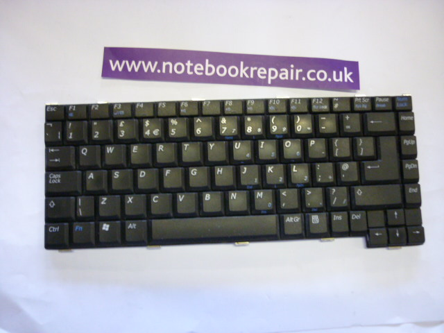 INSPIRON 1000 KEYBOARD UK (AEVM5WIE011)