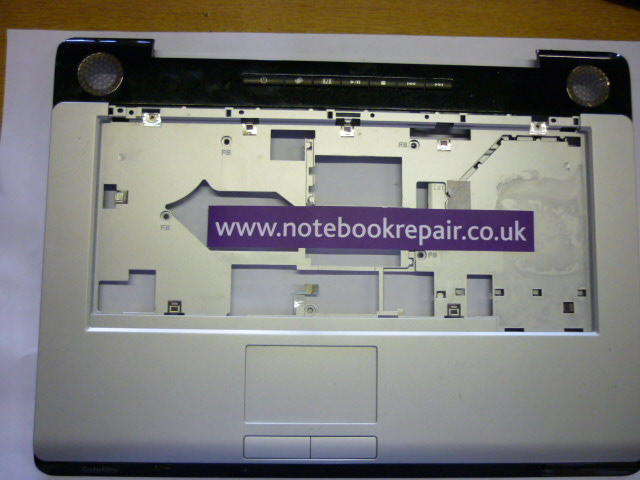 K000047200 TOSHIBA A200 TOP COVER W/T TRACKPAD
