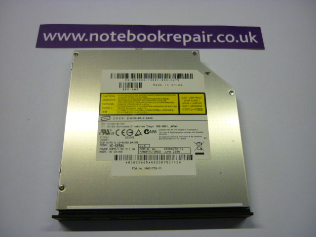 dell 6400 dvd-rw nd-6650a