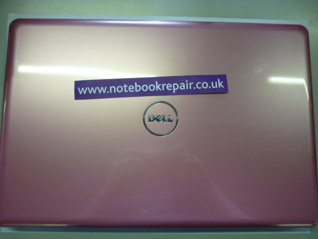 INSPIRON 1750 PINK LCD BACK COVER HKGDC