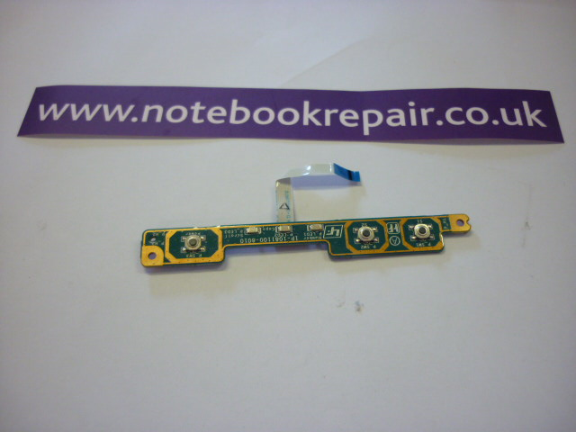 PCG-7132M BUTTON BOARD 1P-1081100-8010