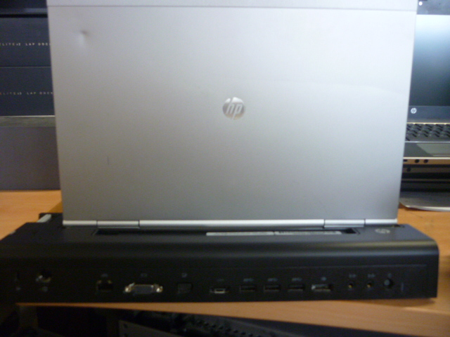 Probook 2570p with free new docking station