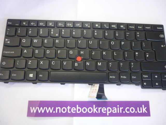 Lenovo T440 UK Keyboard