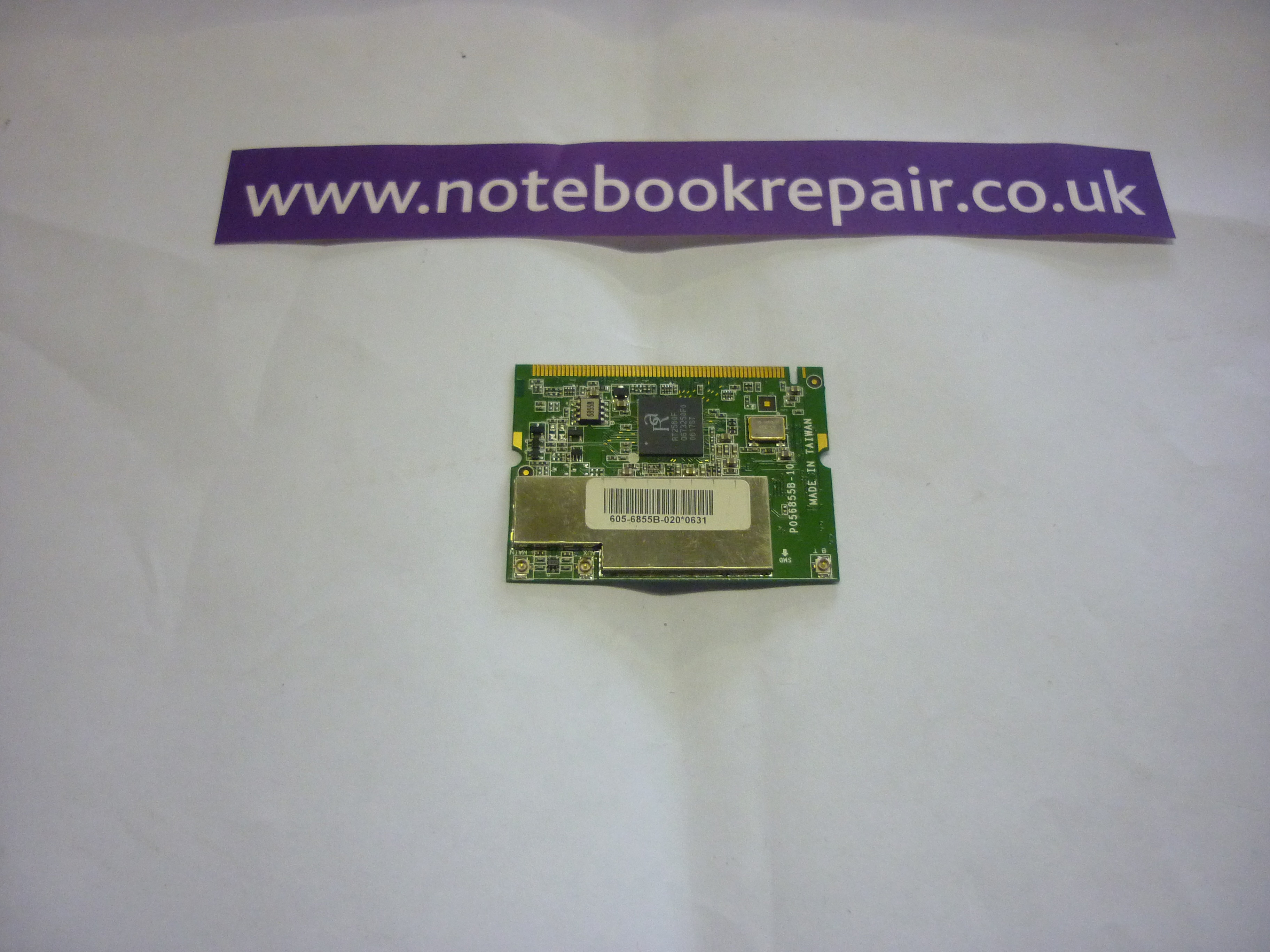 EVESHAM NOTEBOOK WIRELESS CARD