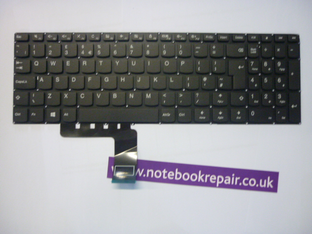G50-70 G50-80 Laptop Keyboard 25214785 Model T6g1-us