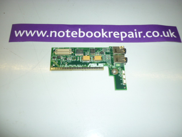 ASUS S8200 AUDIO BOARD 08-206104