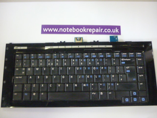 DV5000 KEYBOARD AND SURROUND 407857-031