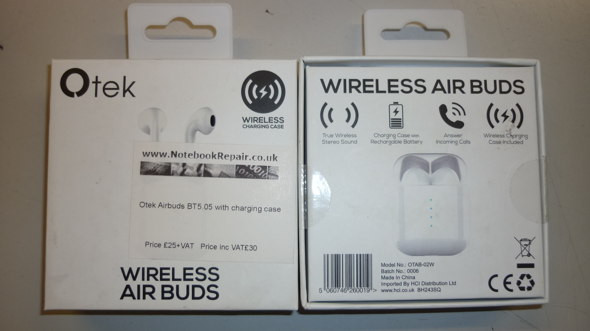 Otek Wireless Air Buds