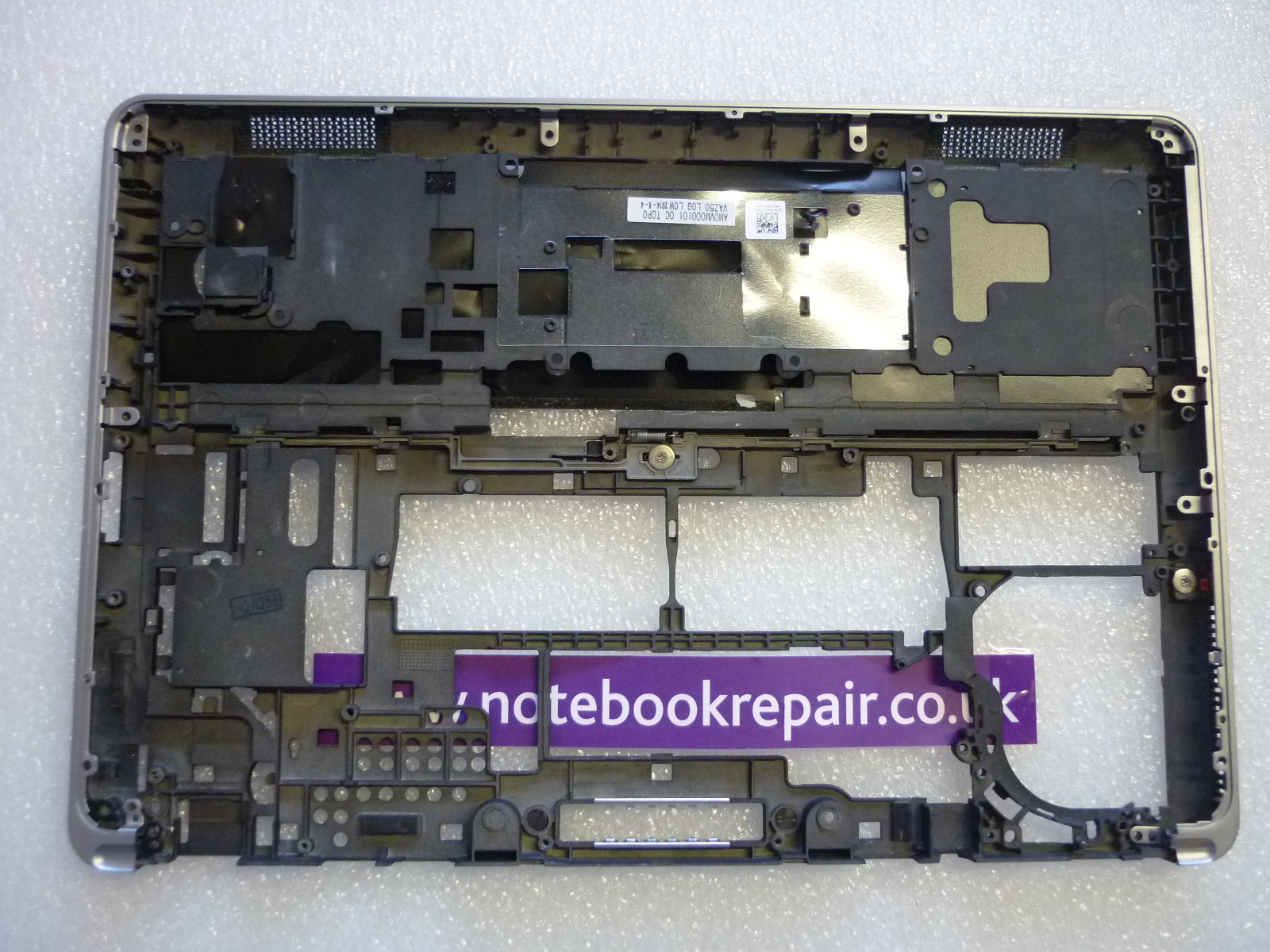 Dell Latitude E7240 Bottom Base Part 0132MD