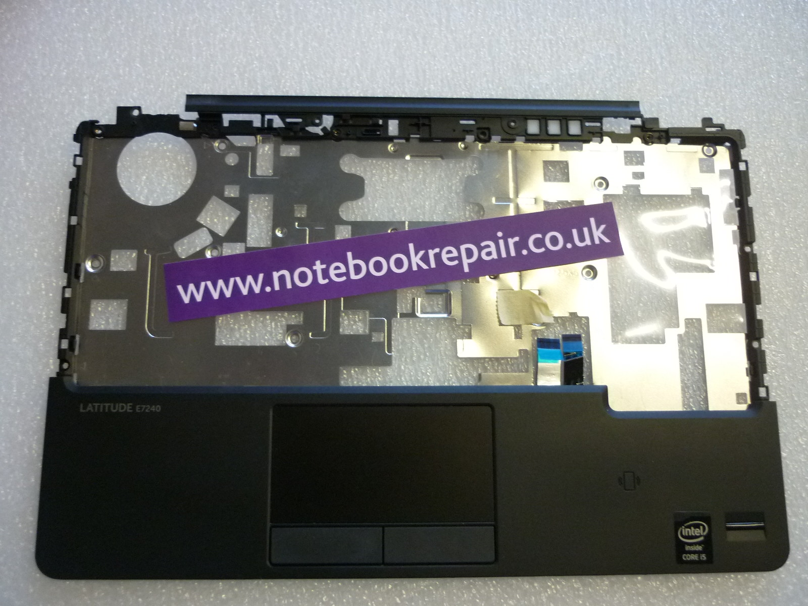 Dell Latitude E7240 Palmrest Touchpad Fingerprint Reader. 01DDYT