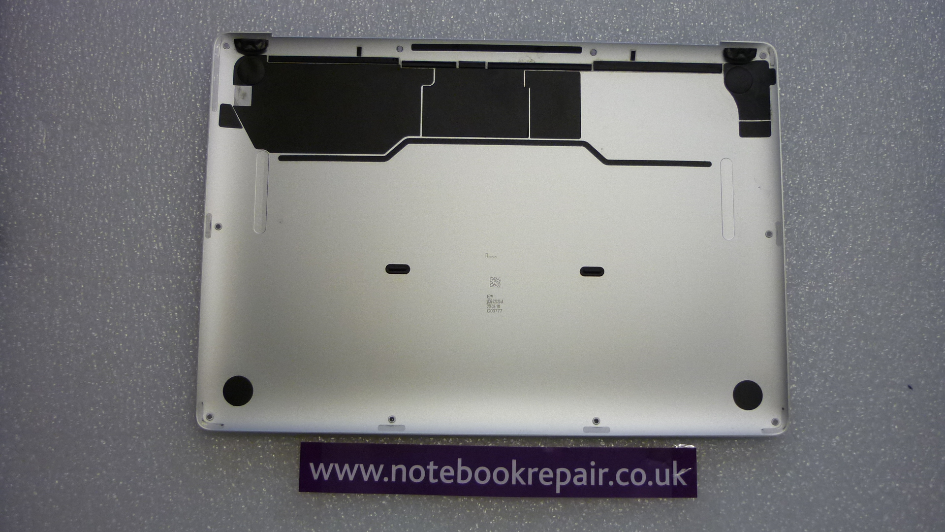 "Apple MACBOOK Air A2179 13"" BOTTOM COVER CASE LID"
