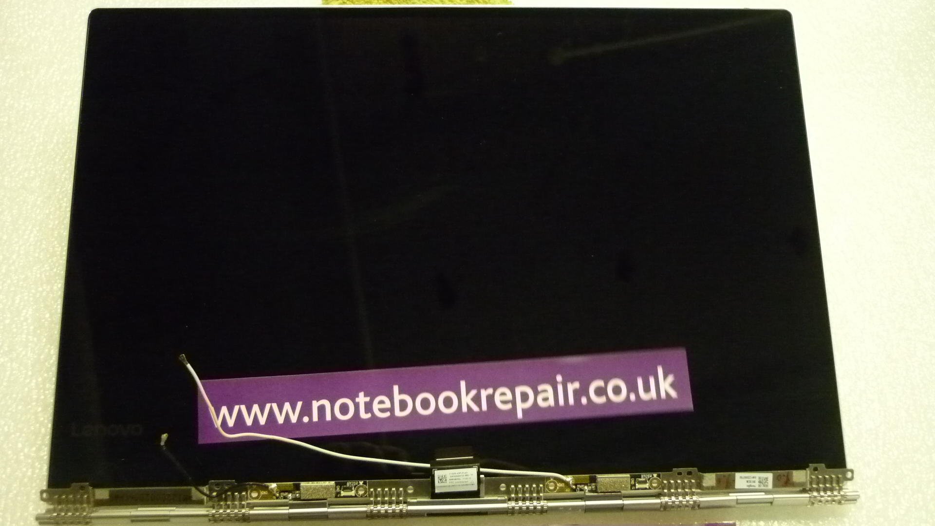 LENOVO YOGA 910-13IKB LCD TOUCH SCREEN Half Top