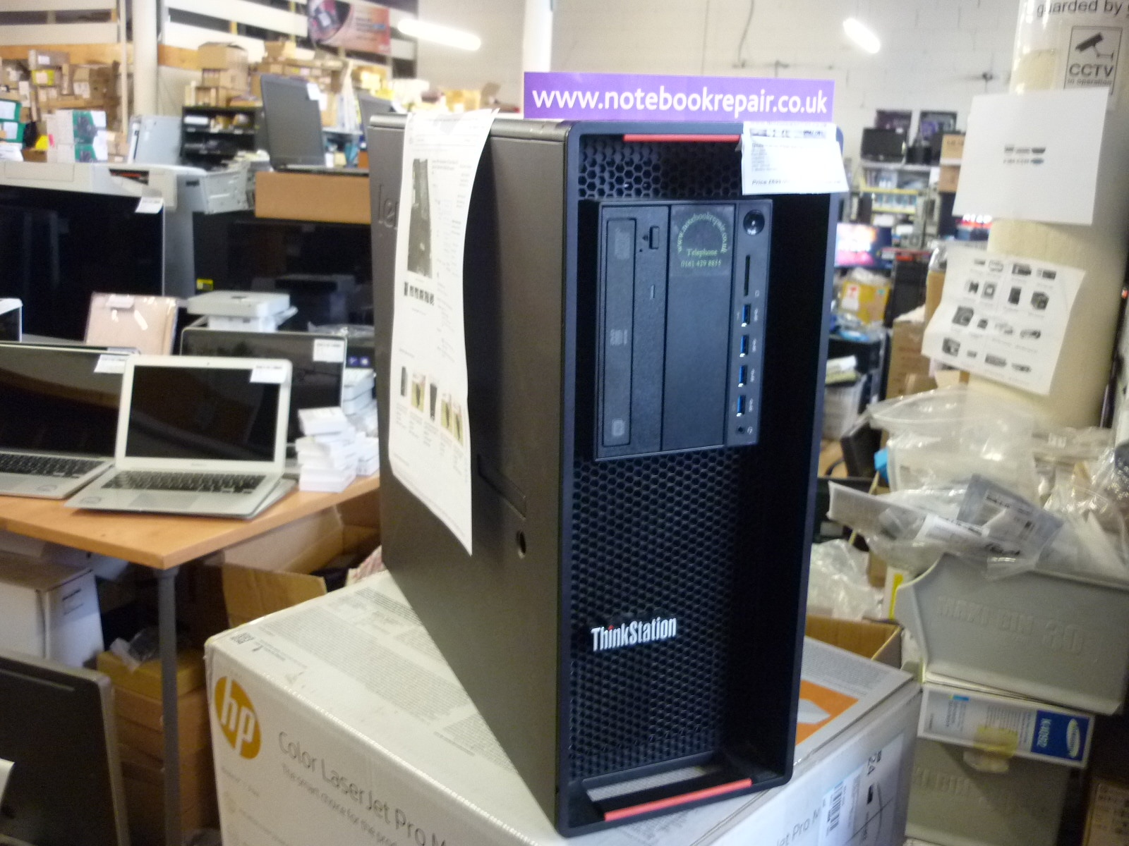 ThinkStation P500 Workstation