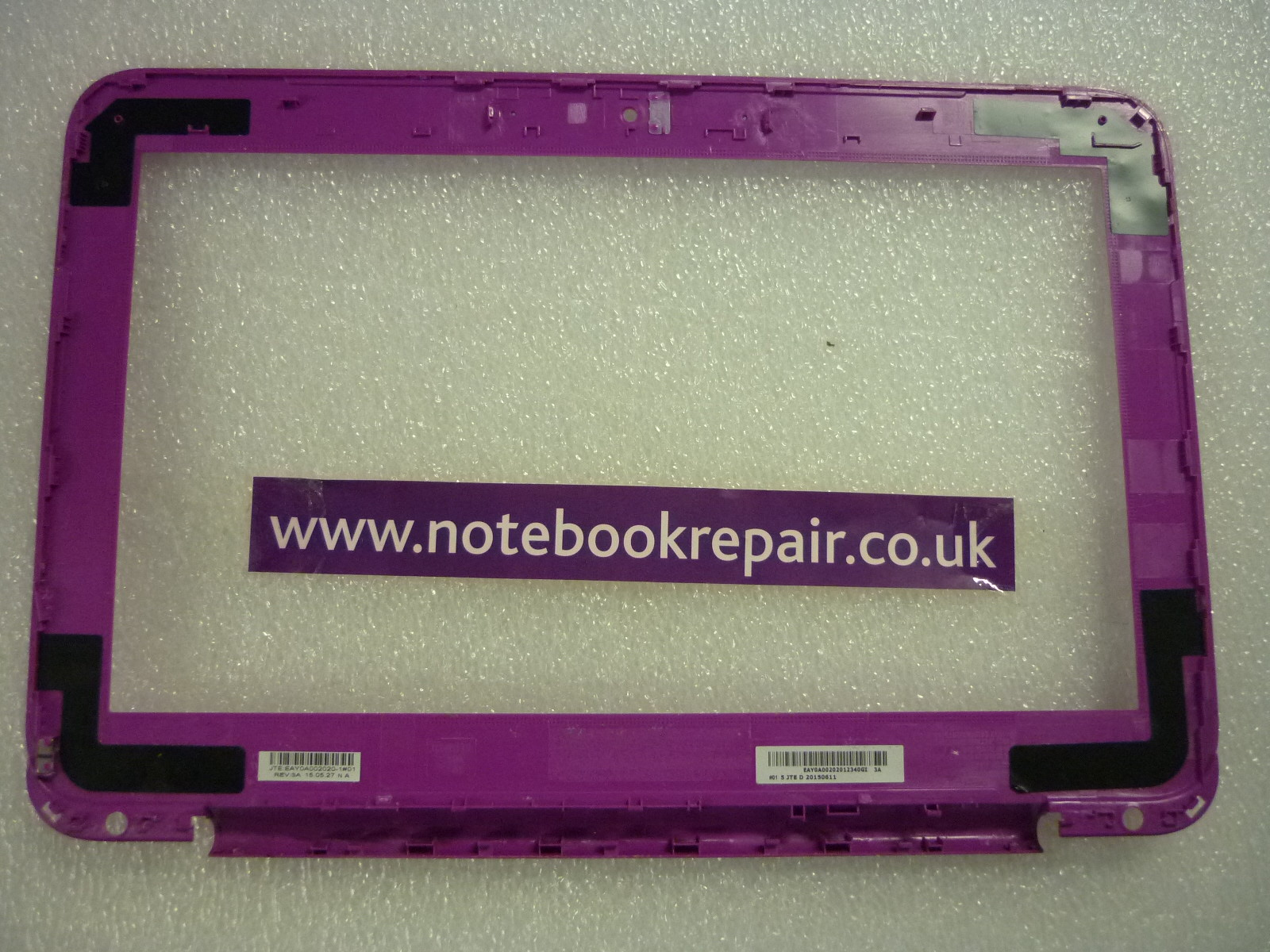 HP Stream 11-D 11-D009NA Magenta Pink LCD Bezel Cover 792891-001