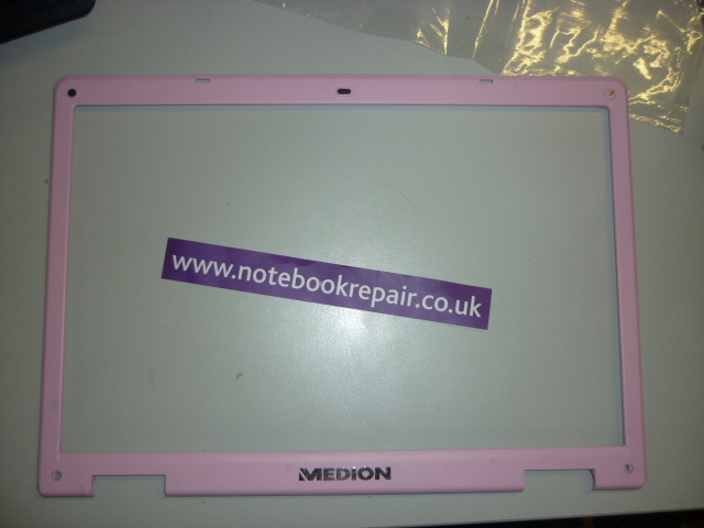 MEDION 2330 LCD FRONT COVER 34081836001