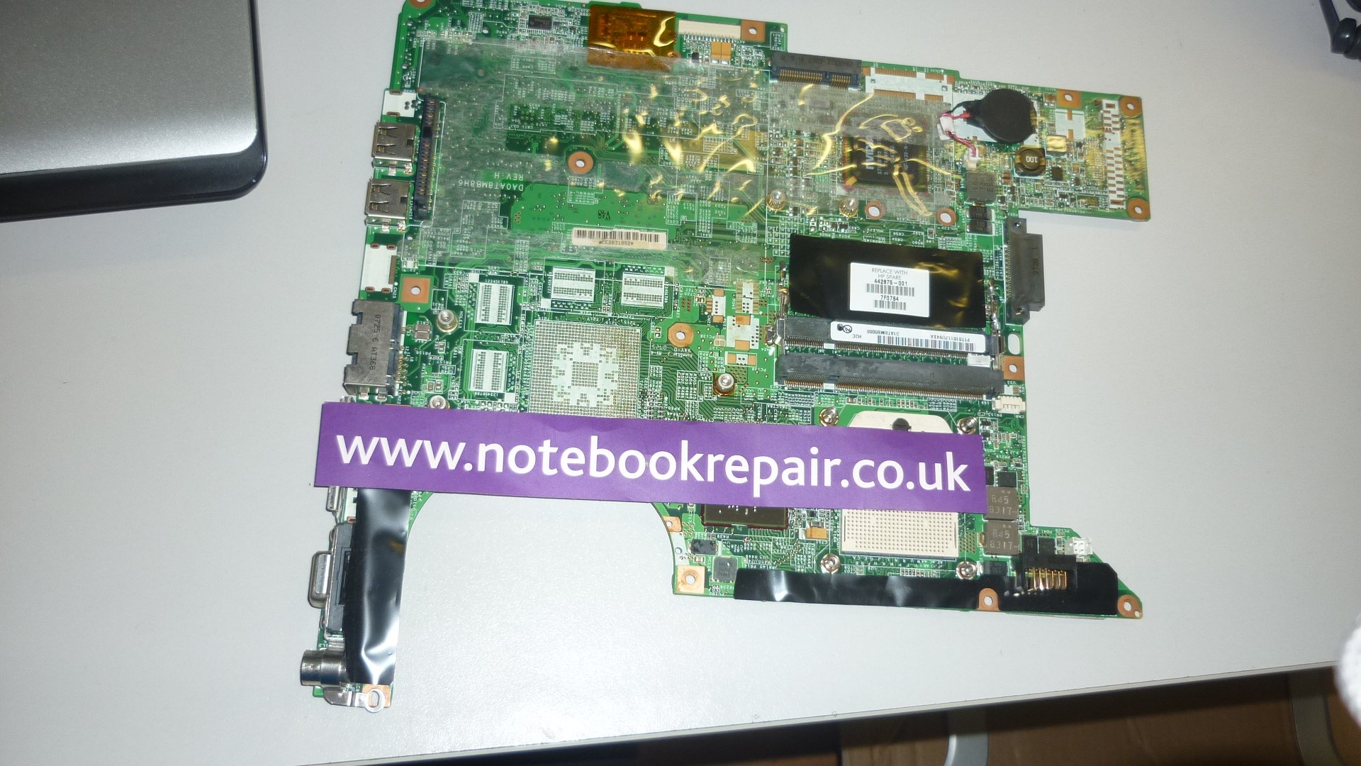 F500 MOTHER BOARD 442875-001