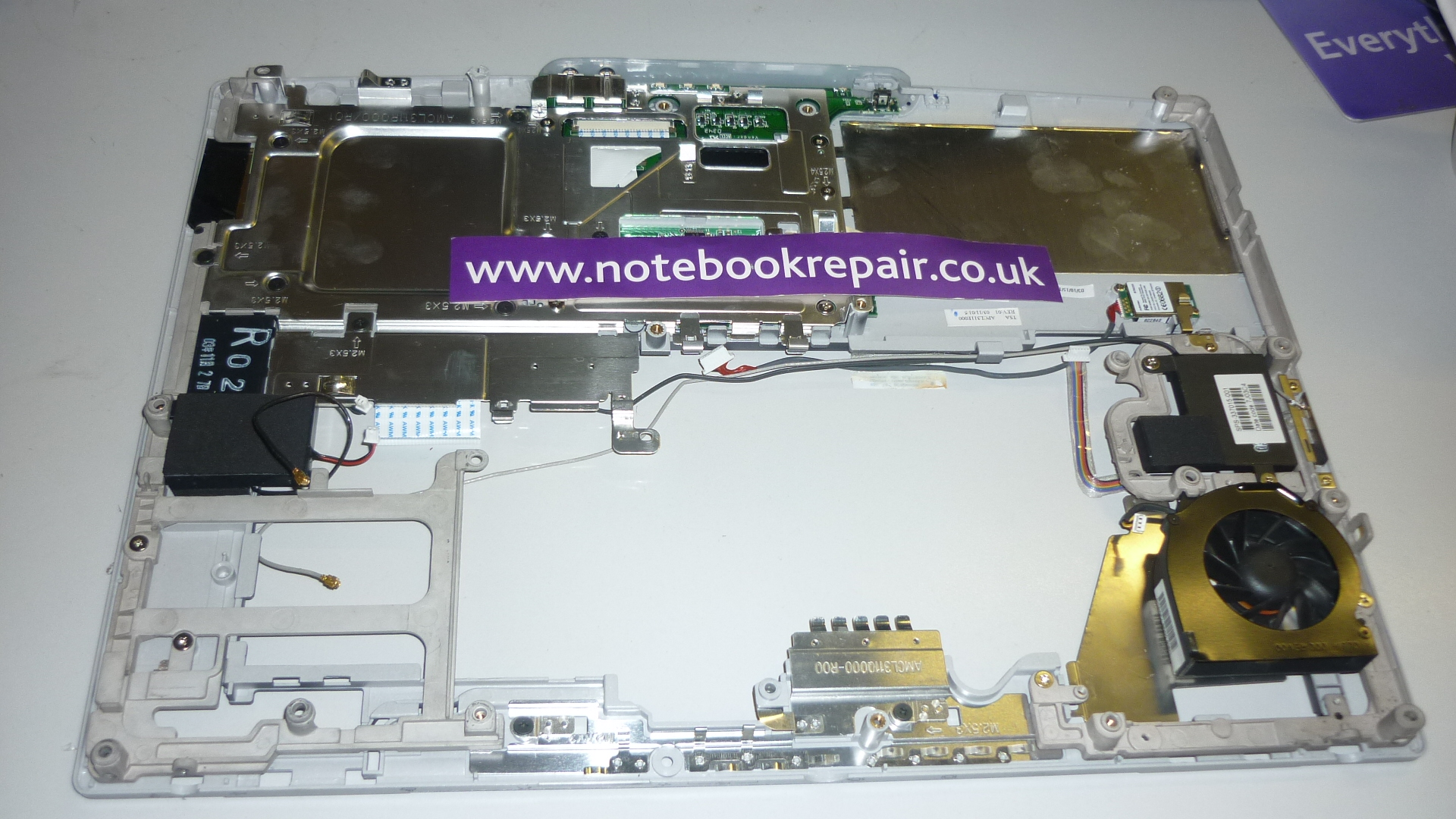 NX7000 TOP COVER SPS-339683-001