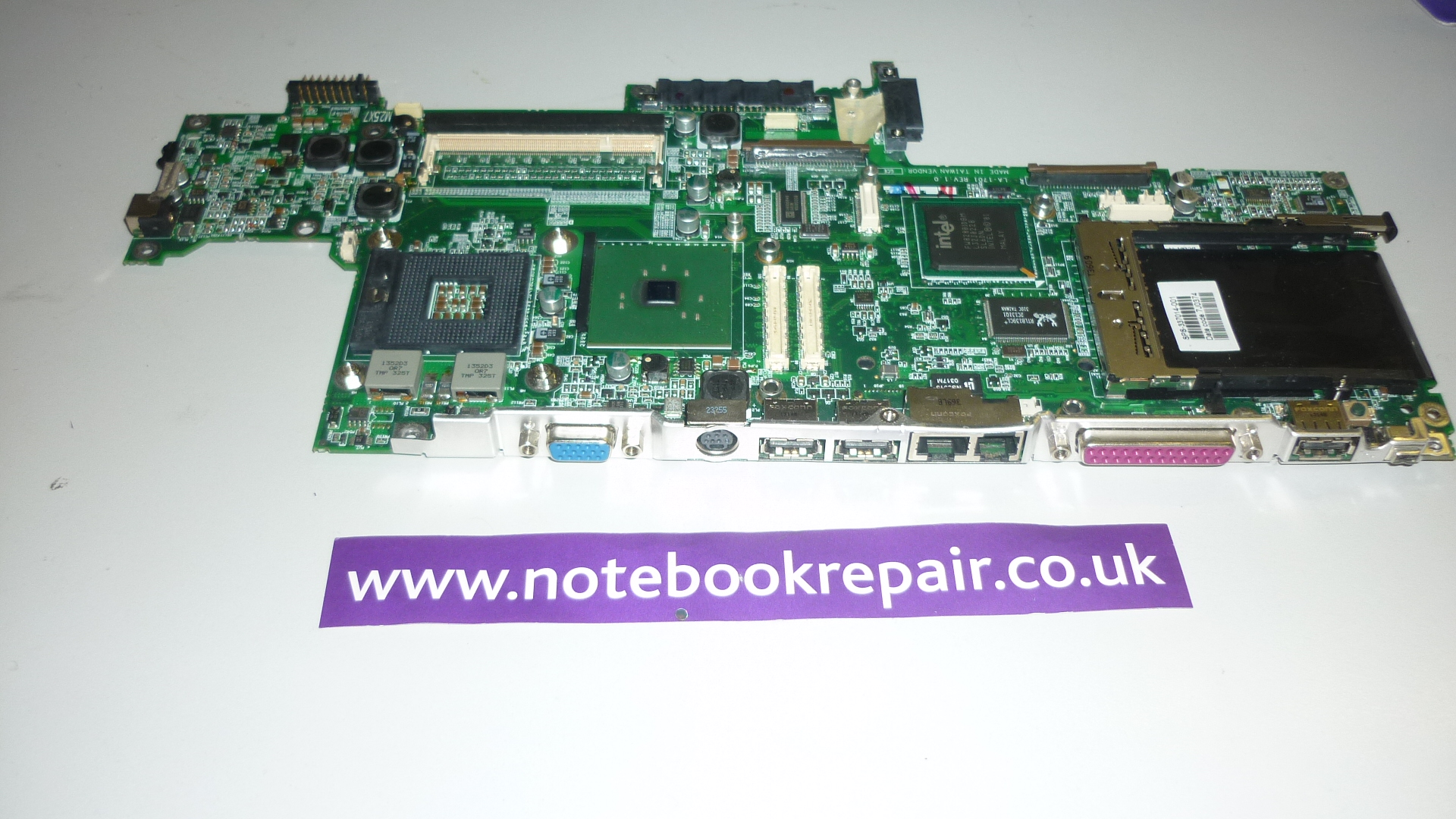 NX7000 SYSTEM BOARD SPS-336964-001