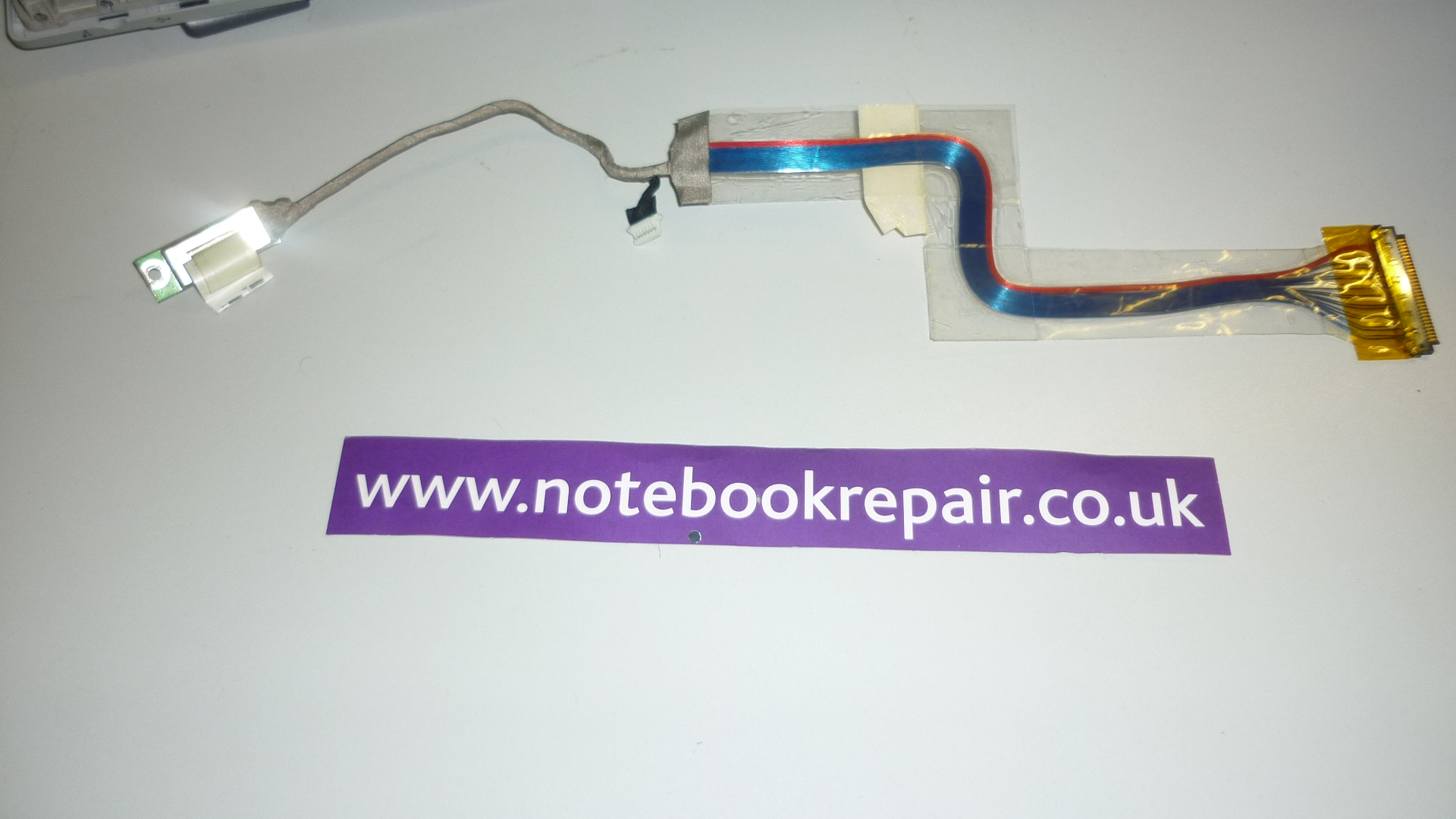 NX7000 LCD HARNESS SPS-337003-001