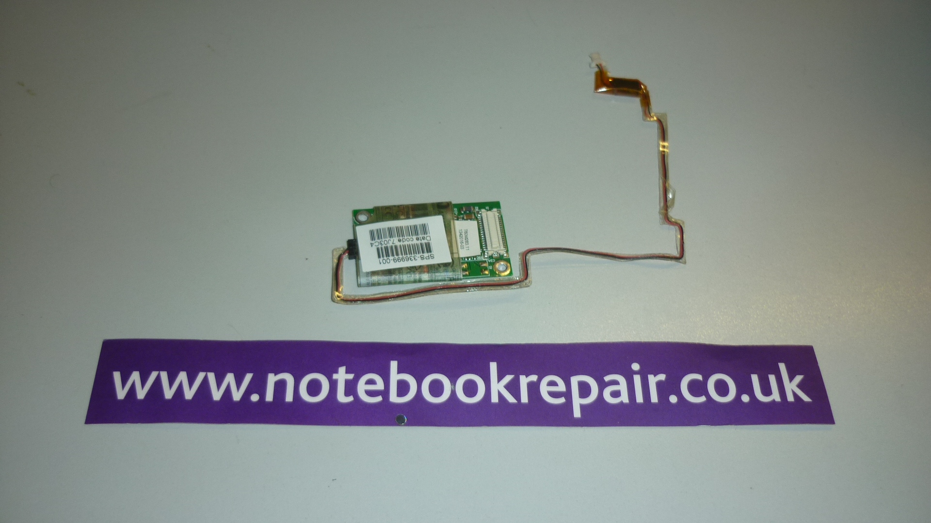 NX7000 MODEM CARD WITH CABLE SPS-336999-001