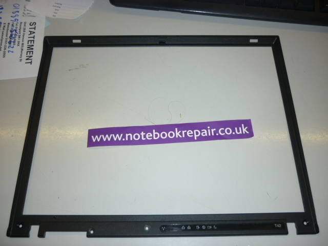 THINK PAD LCD FRONT COVER 91P9526