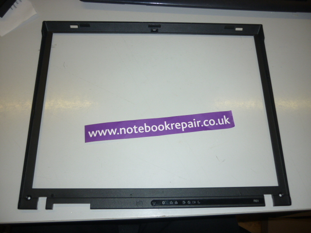 THINK PAD R51 LCD FRONT COVER 91P9822