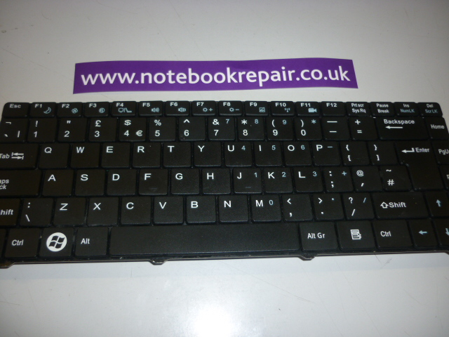 5421 KEYBOARD UK 71GU41084-10