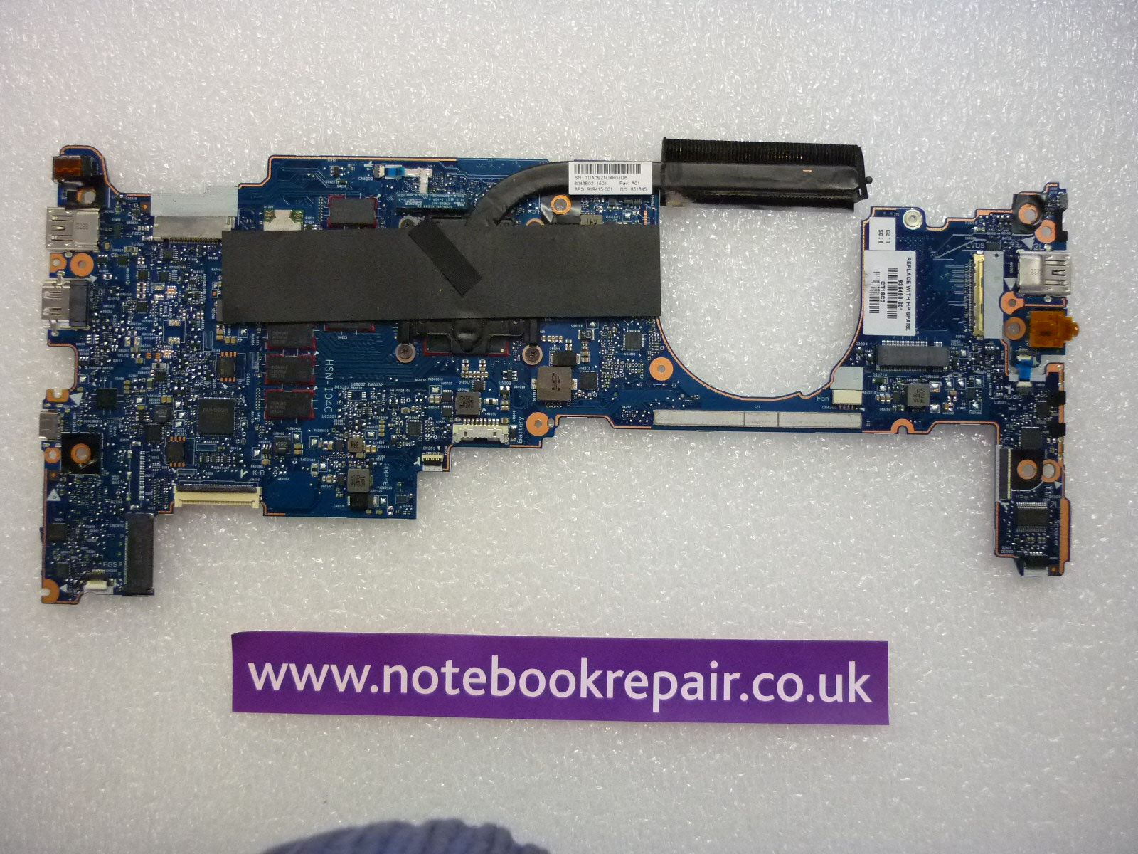 NP-N140 KEYBOARD UK BA59-02420U