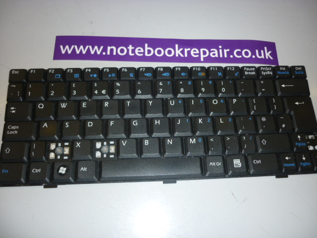 ADVENT 4211 KEYBOARD UK V022322BK1