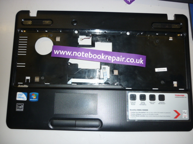 SATELLITE C660 TOUCHPAD COVER K000111310