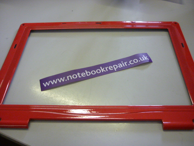 ADVENT KC500 RED LCD FRONT COVER 83GU40080-30