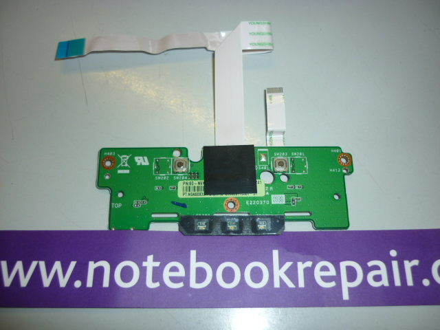 ASUS X5DC BUTTON BOARD 60-NUKTP1000-B01