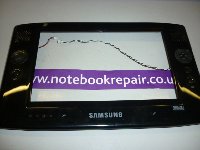 SAMSUNG NP-Q1 LCD FRONT COVER BA75-01753D