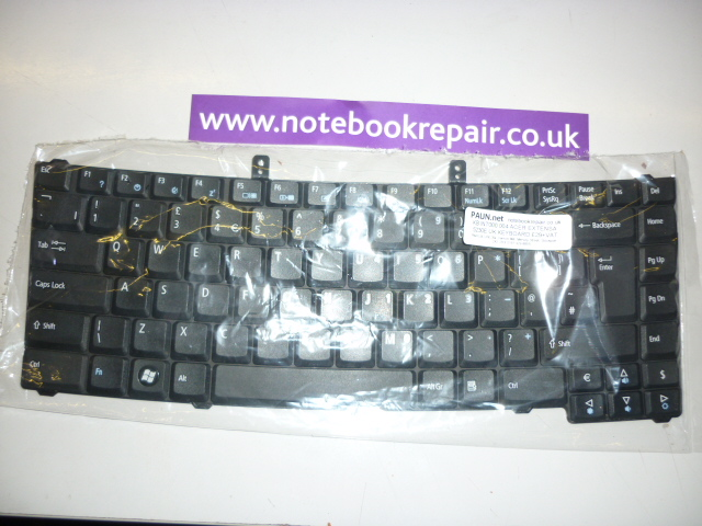ACER EXTENSA 5230E UK KEYBOARD KB.INT00.004