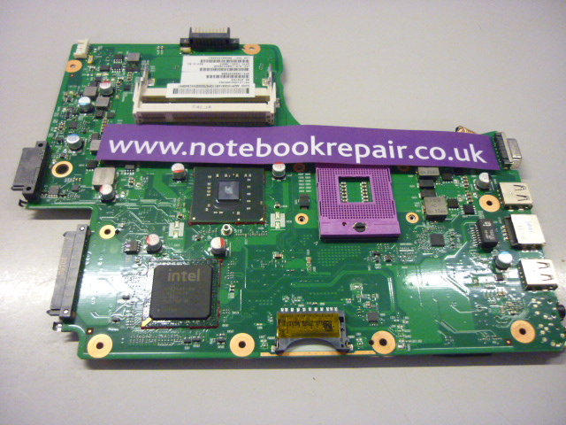 SATELLITE C650 SYSTEM BOARD V000225080