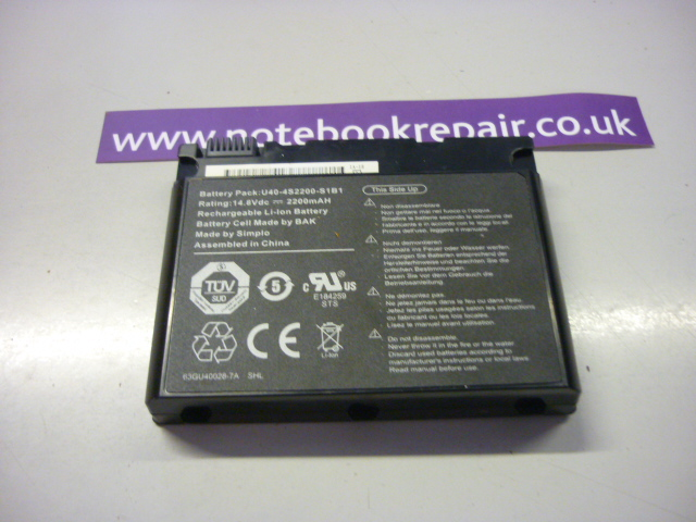 ADVENT 5712 BATTERY 63GU40028-7A