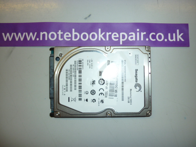 Seagate 250GB Hard drive