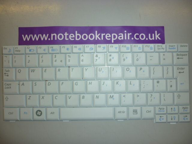 Samsung NP-N110 White keyboard