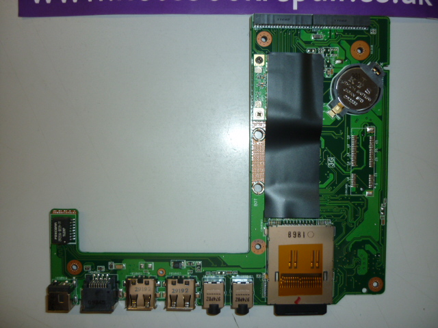 UL30 I/O BOARD 60-NWTIO1000-C01