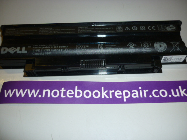 Inspiron N5010 battery