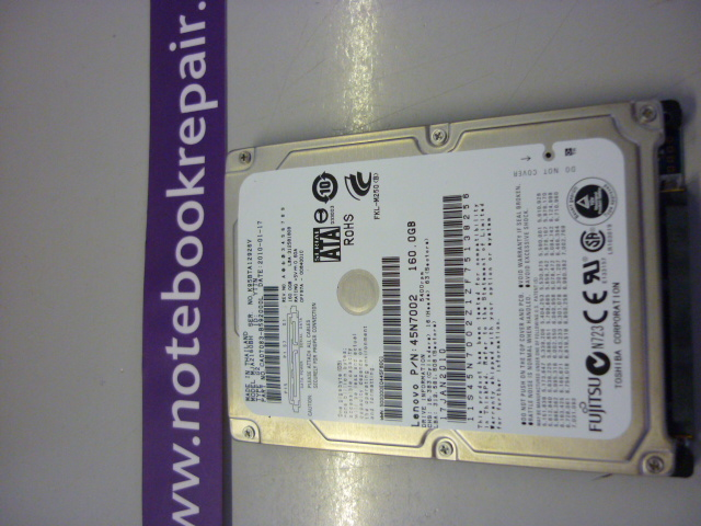 s10 HDD 160G