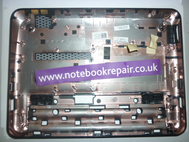 dell inspiron 1018 bottom plastics fxttv