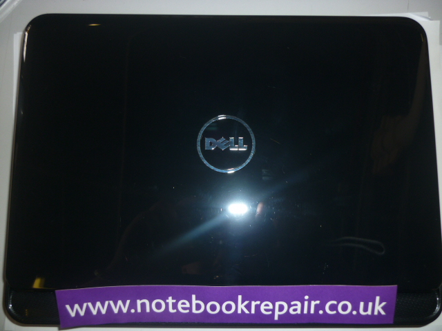 dell insprion 1018 lcd back cover black 0WKPX
