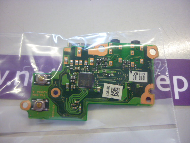 R630 usb and audio board