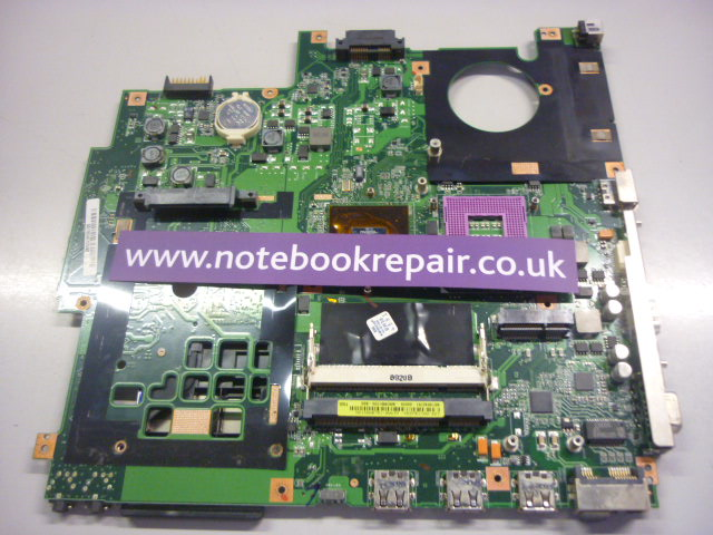 X50GL System board repair