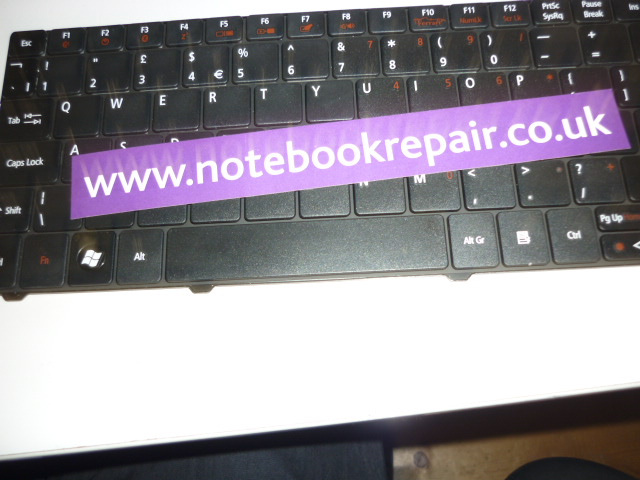 KB.I110A.084 Ferarri One 200 UK Keyboard