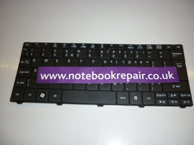 Acer Aspire One ZH9 Keyboard
