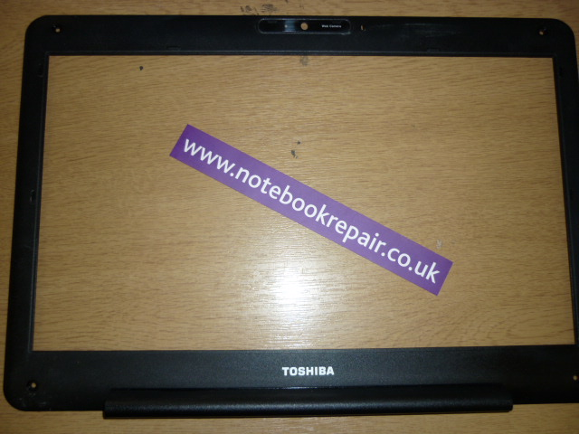 black Front Bezel for Toshiba Satellite L450FD